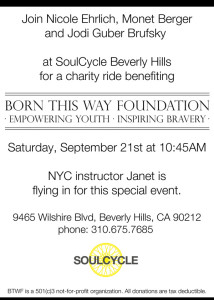 soul cycle event